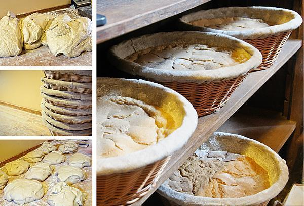 These live breads take 18-24 hours to ferment