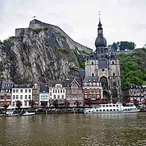 Two foodie favourites from Dinant, Belgium