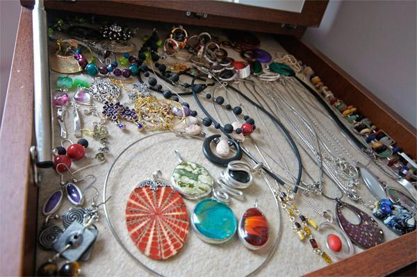 Jewellery Declutter