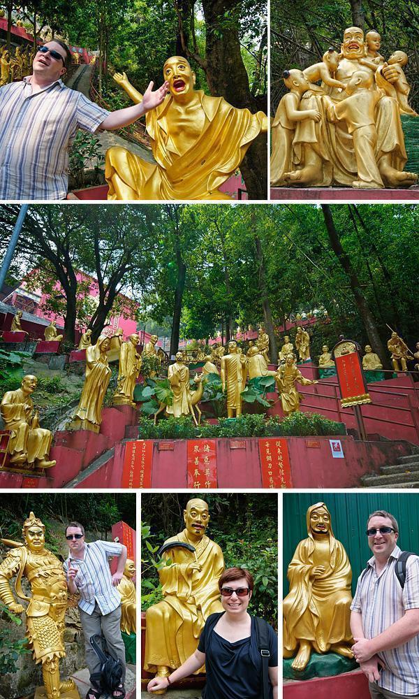 Fun with Buddha