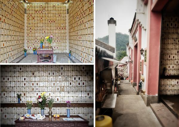 Definitely NOT the Ten Thousand Buddhas Monastery