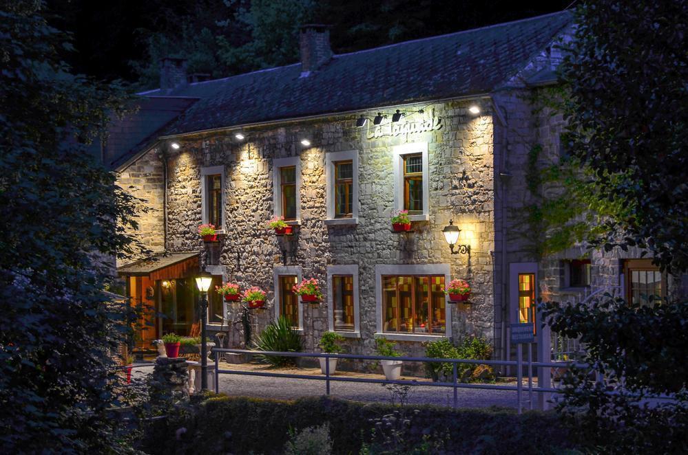 Picturesque La Touquade Restaurant
