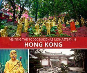 We visit the incredible 10000 Buddhas Monastery in Hong Kong's New Territories. The trip was not without its challenges and we learned a few lessons the hard way.