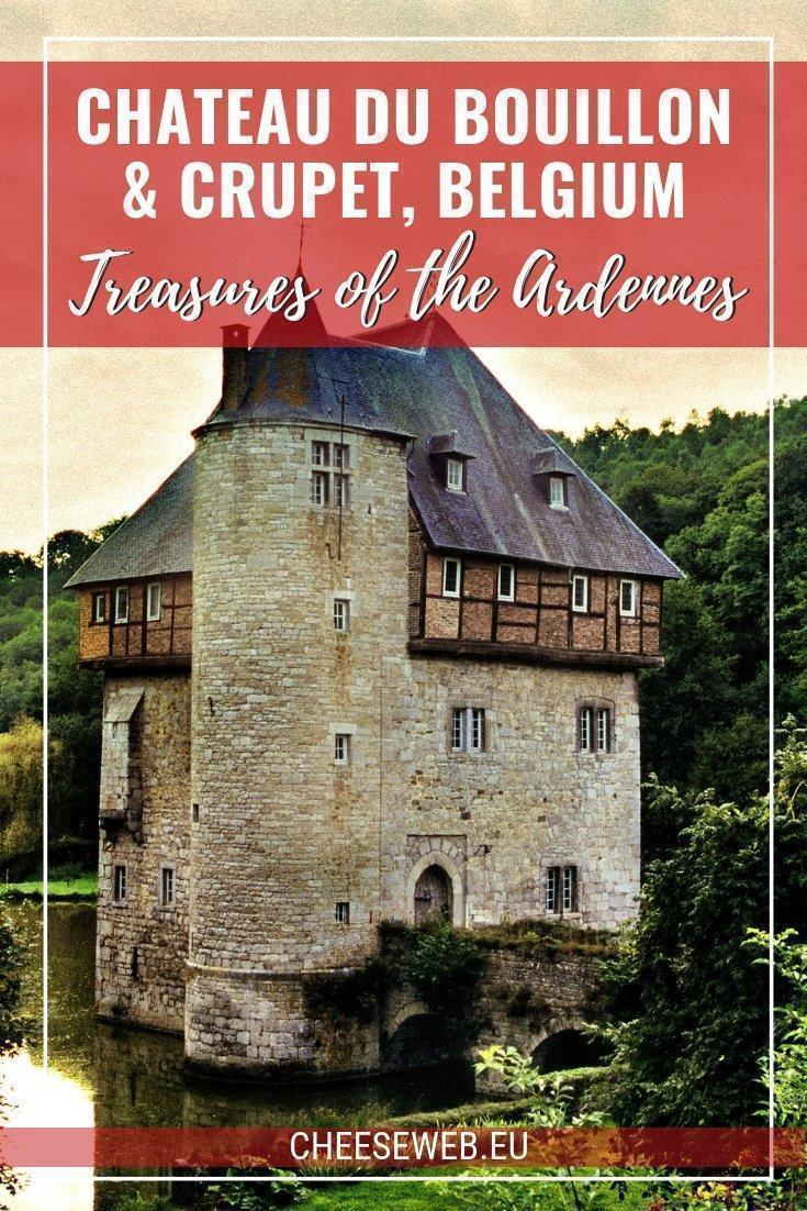 Historic castles in Belgium, great food, and the picturesque Wallonia countryside – Adrianacovers three topics we love on this perfect day-trip from Brussels.