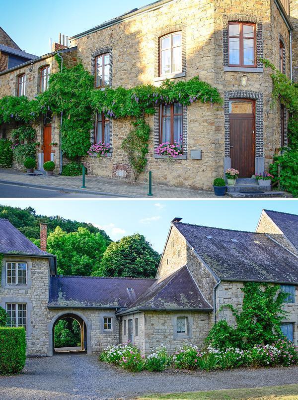 Crupet - One of Les Plus Beaux Villages de Wallonie