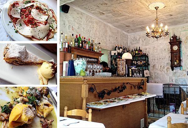 The cozy and delicious Sale Pepe Rosmarino
