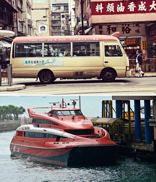 Transportation in Hong Kong
