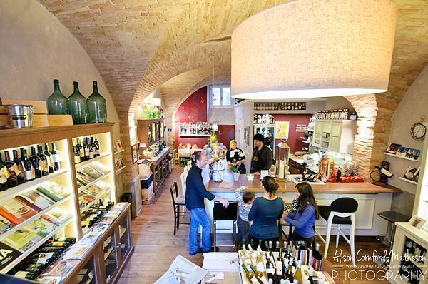 The absolutely perfect Vino Sofia Wine bar