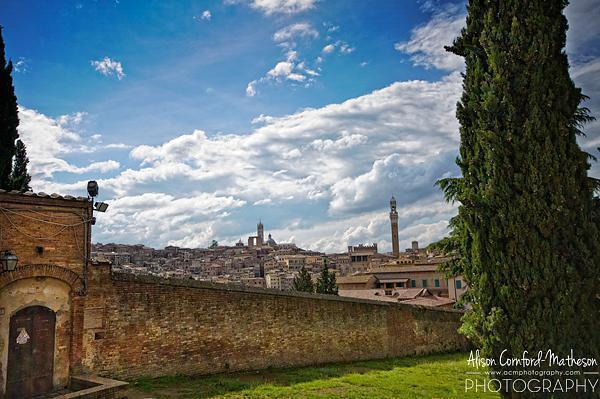 Stunning Siena, Italy