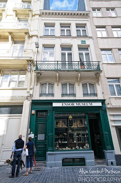 The James Ensor House Museum