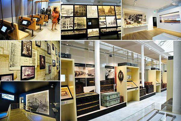 A look inside the Red Star Line Museum in Antwerp