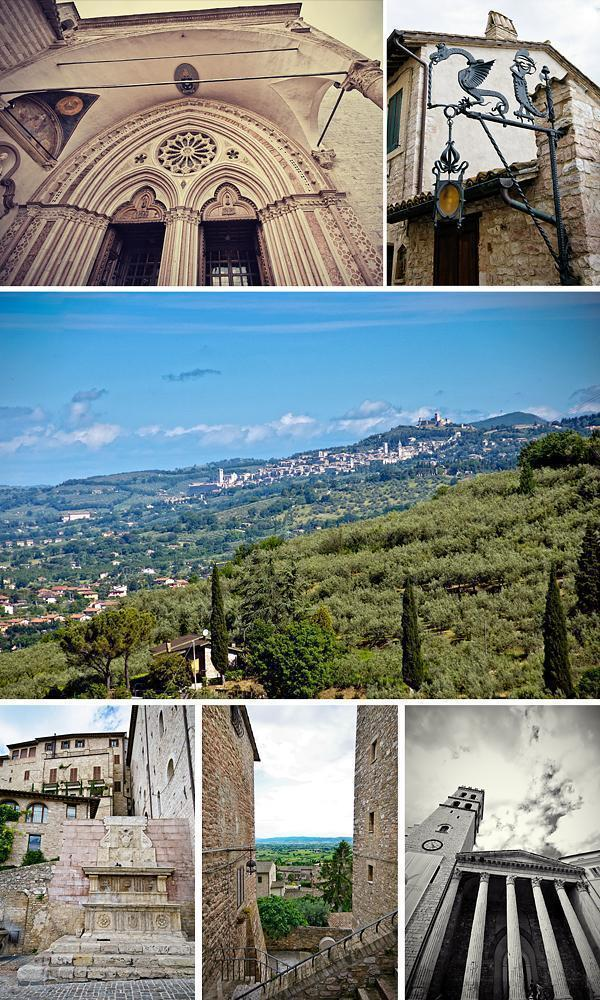 We took a day-trip to Assisi