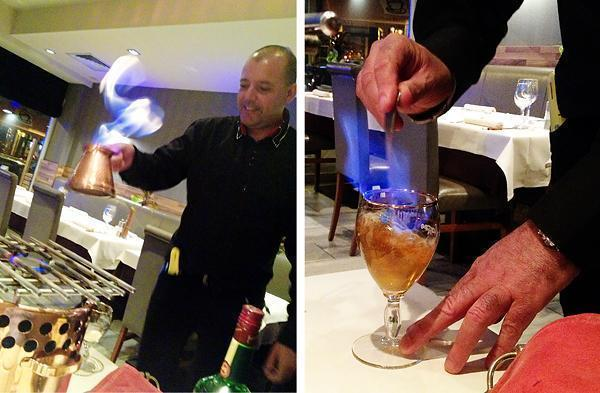 Now this is how you make an Irish Coffee!