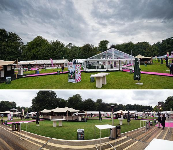 Cloudy skies but no rain at the EAT! Brussels preview