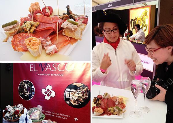 Tasty treats from El Vasco
