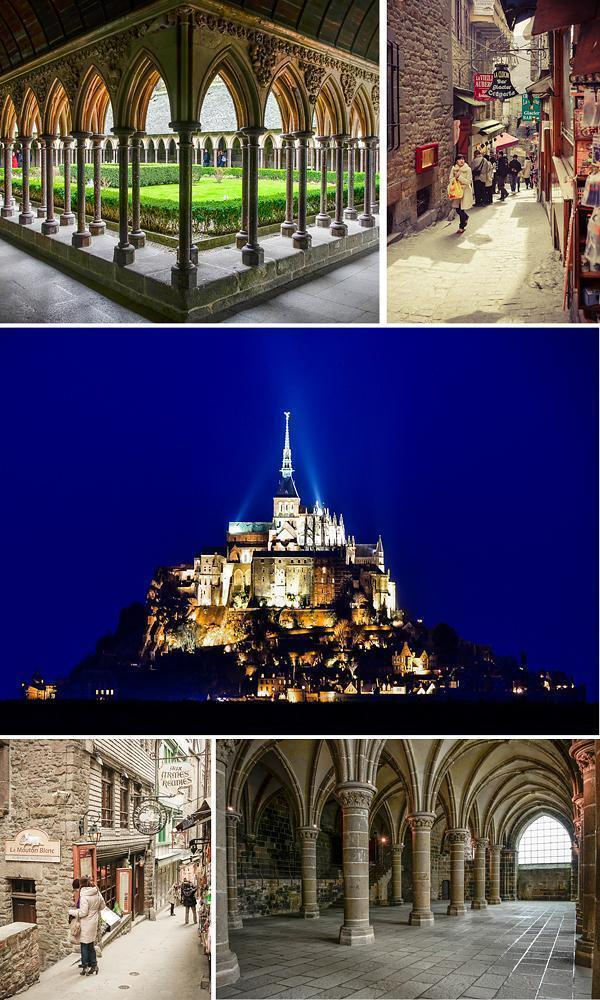 Mont Saint-Michel - beautiful inside and out