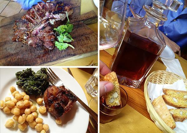 Good things happen when we let the locals do the ordering at Osteria Tanaliberatutti