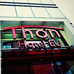 Thon Hotel EU, Green Key Hotel in Brussels
