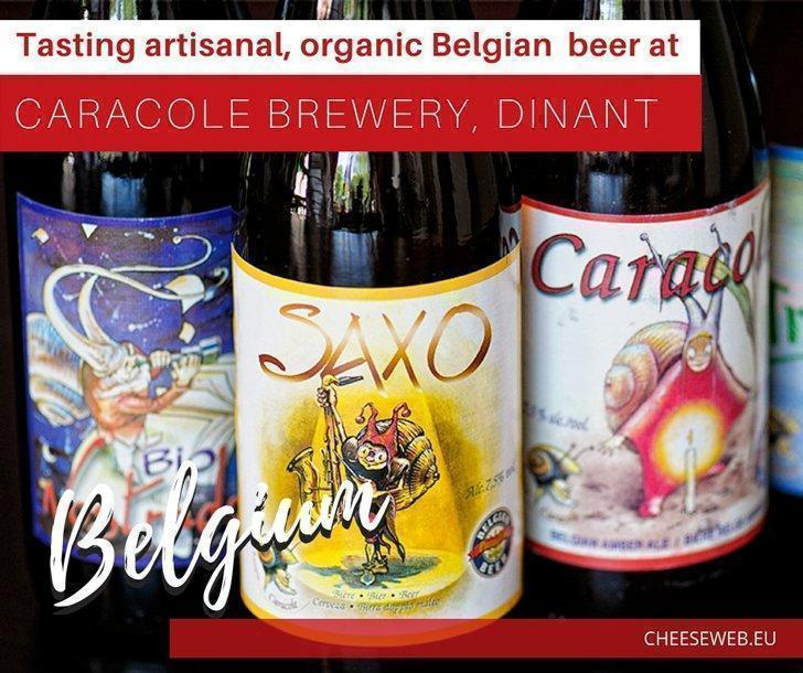 Dinant's Brasserie Caracole brews artisanal and organic Belgian beer over an open fire, just as they have since the 18th century. You can take a Belgian Brewery tour or enjoy a beer tasting in their charming bar.