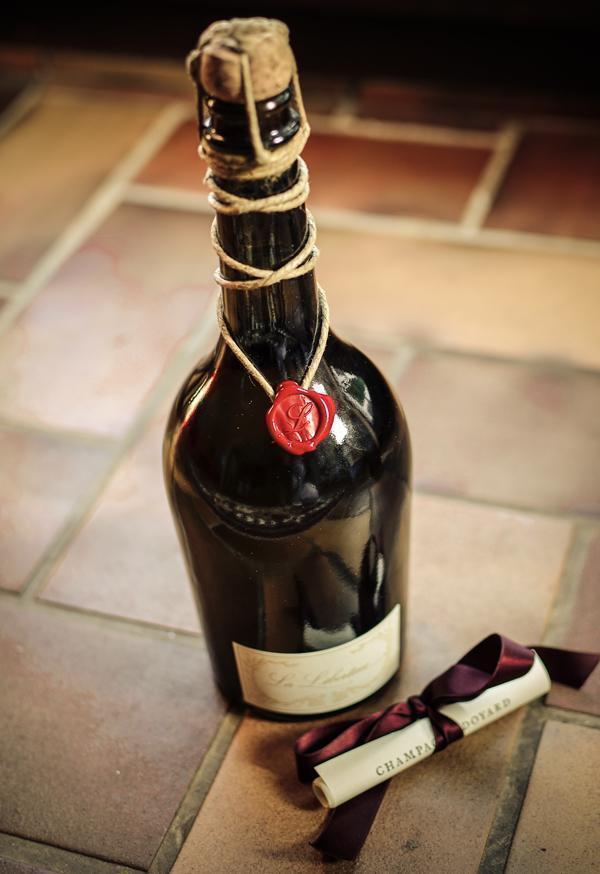 La Libertine Champagne from Doyard