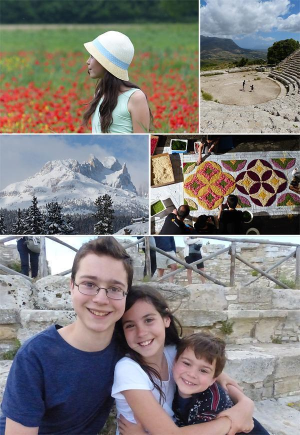 A year in Italy was...