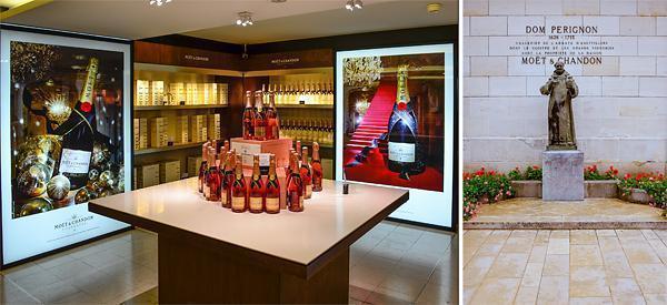 Moët & Chandon Champagne House