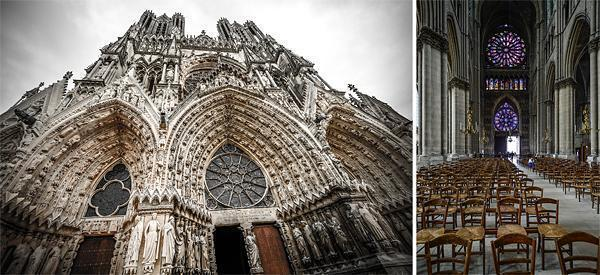 Notre-Dame de Reims, a UNESCO World Heritage Site