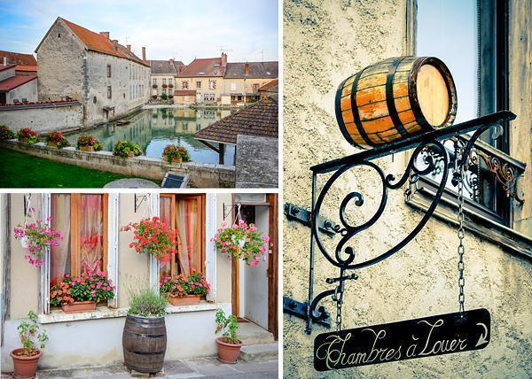 Vertus is small and quaint, with a champagne house at every corner