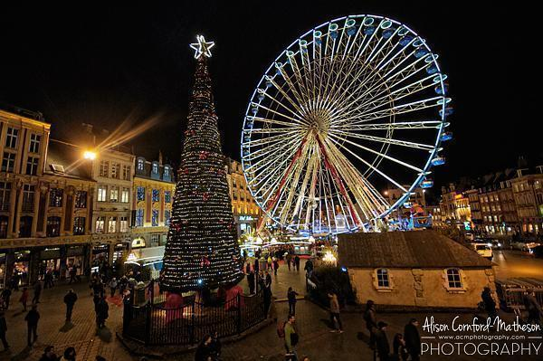 Lille was lovely in December!