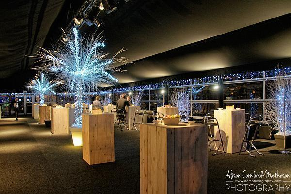 If the ice bar is too cold, warm up in the Royal Cafe