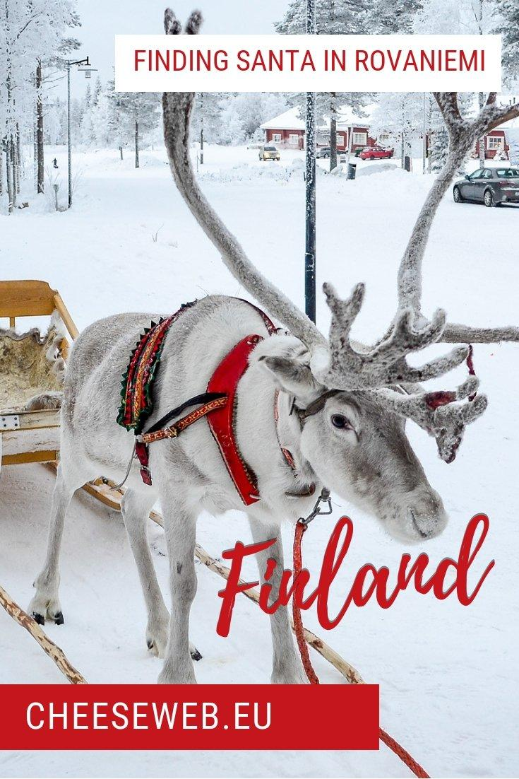 Adi shares a family-travel adventure to the Arctic Circle in Rovaniemi, in Finnish Lapland, filled with plenty of winter family fun and a special visit to Santa Claus.
