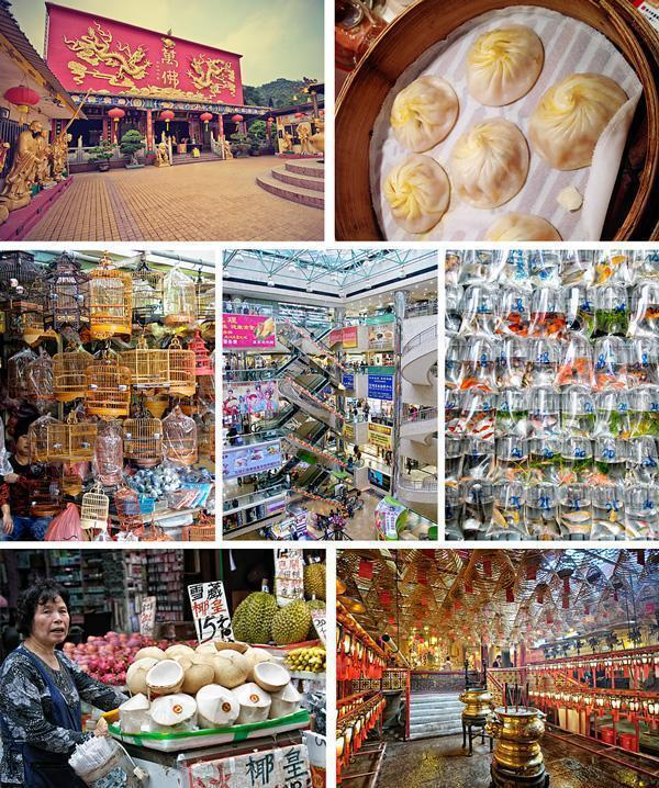 Hong Kong, China and Macau - What a feast for the senses