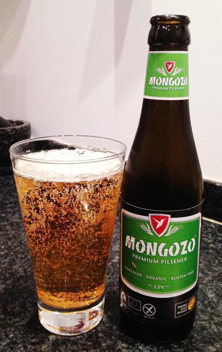 Mongozo's Premium Pilsener