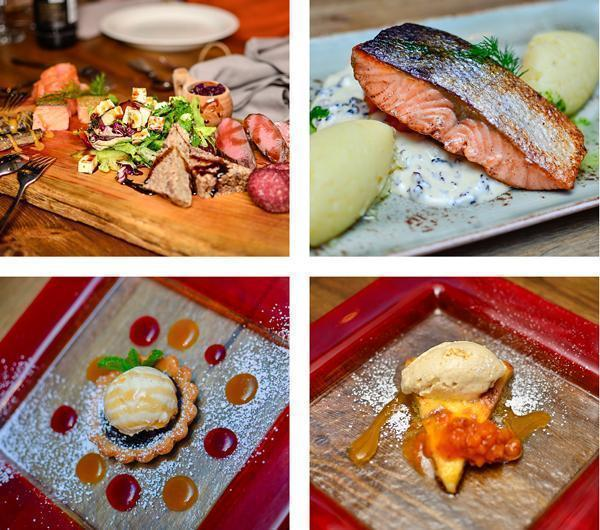 A Lappish feast at Nili Restaurant
