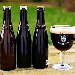Westvleteren Trappist Belgian beer