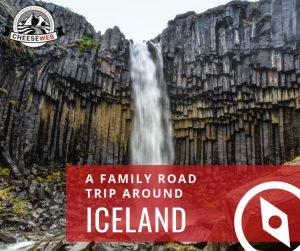 Adriana takes us on a family road trip around Iceland, where she and her husband and kids traveled3500km, by car, around this amazing island; spotting wildlife, unique landscapes,and stunning sceneryalong the way