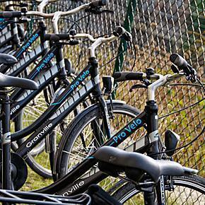 Pro Velo Bicycle tours of Brussels