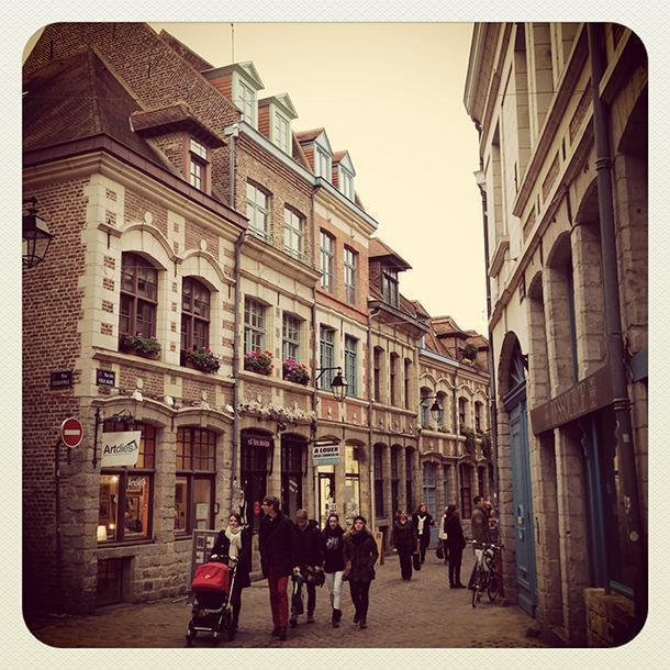 Lille, France is a foodie wonderland