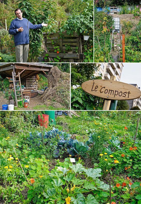 An educational garden