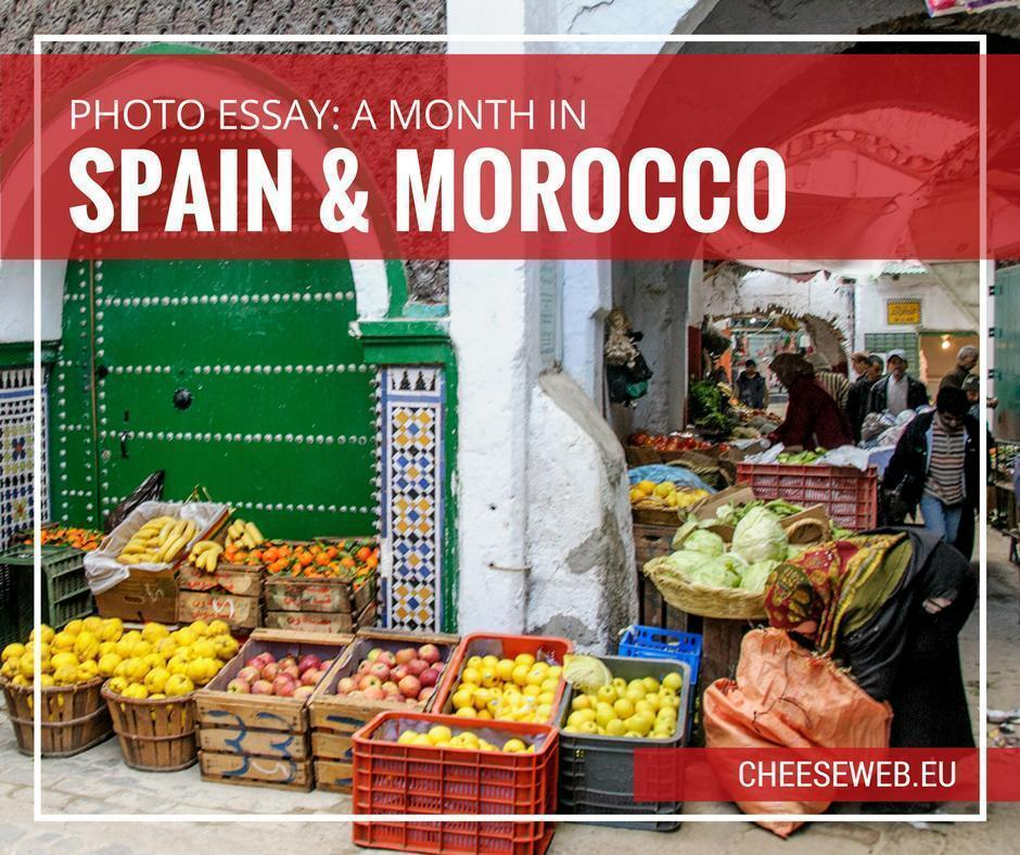 We share a short photo essay from our month in Morocco, including Tangier, Chefchaouen, and Tetouan, and Andalucia, Spain.