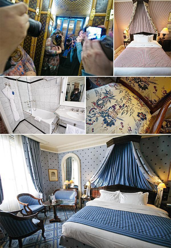 Lovely Parisian rooms