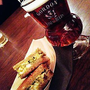 A beer and croque tasting with Timmermans Brewery and Keep On Toasting