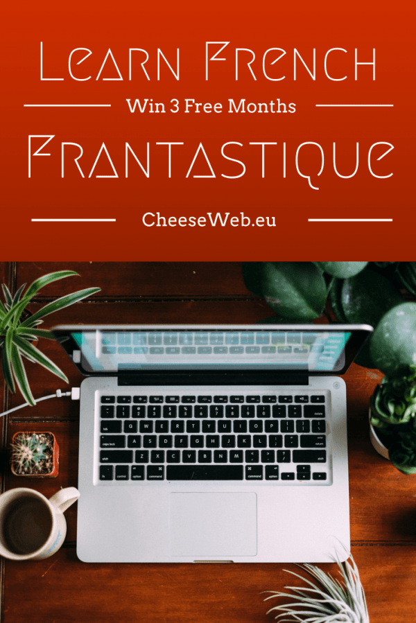 Win 3 Months of Online French