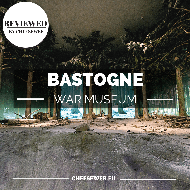 Our review of the Bastogne War Museum, Belgium