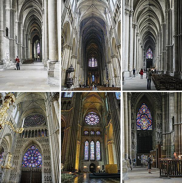 It's easy to see why Reims Cathedral is on the UNESCO list
