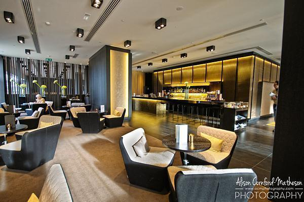 The Lounge and The Bar at The Hotel, Brussels