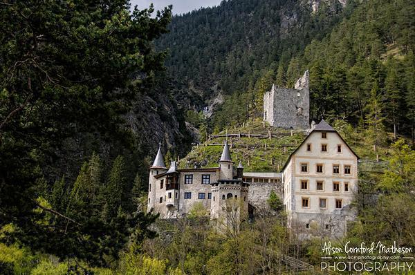 Schloss Fernsteinsee, Austria