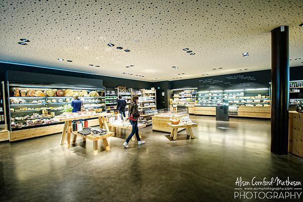 Now that's what I call a cheese shop!