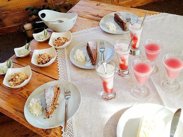 One last epic breakfast in South Tyrol