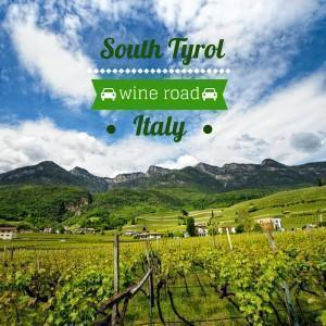 Driving the South Tyrol Wine Road